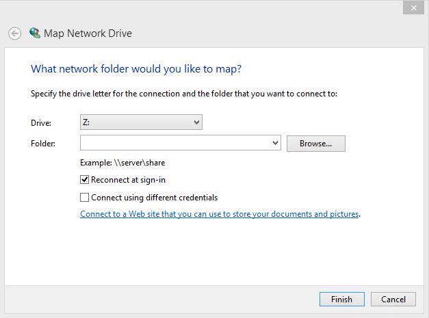 MapDrive