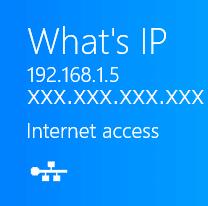 Whats IP - Microsoft Surface
