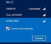 connect wireless