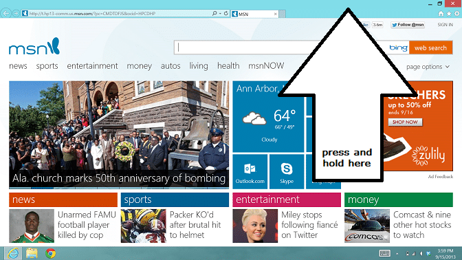 IE Compatibility view