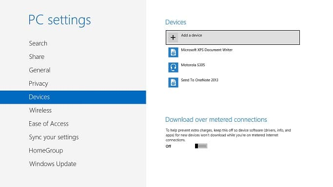 Pairing/Unpairing Bluetooth with Surface