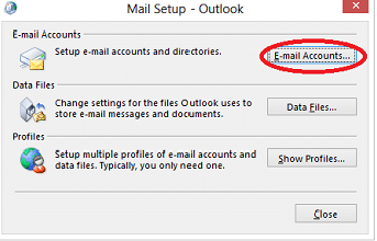 set up Outlook with Office 365 on Surface RT, Pro, 2