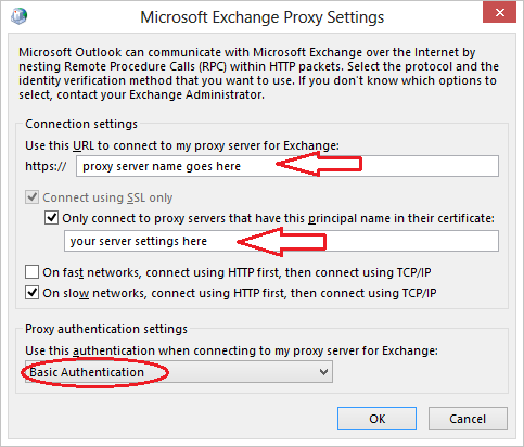 Setup Exchange Outlook on Surface 2-RT - Outlook Tips Series