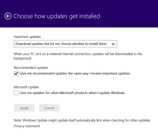 Rollback Windows Updates on your Surface
