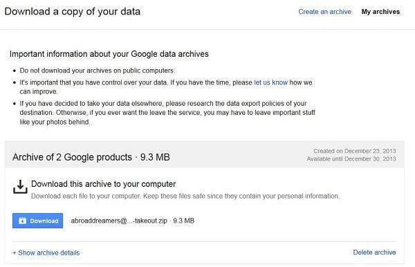 Import Your Google Calendar to Outlook.com