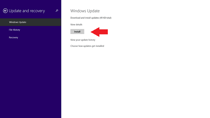 surface is running slow