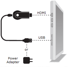 Chromecast on Surface