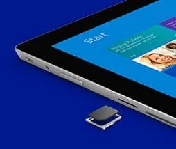 Surface 2 4G-LTE