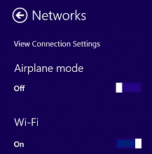 Windows 8.1 Update 1 network-connection-settings
