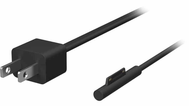 New Microsoft Surface Accessories - SP3 Power