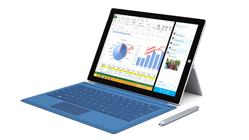 Surface Pro 3 Just arrived