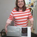 Surface Pro 3 First Impressions - Joanna's prospective