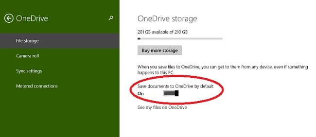 how to download photos from onedrive to pc