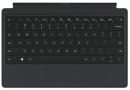Surface Pro 3 Hands On - Power Cover