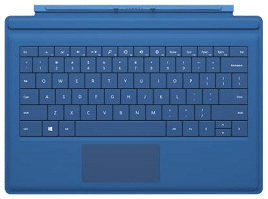 Surface Pro 3 Hands On - Type Cover