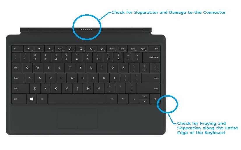 Before you buy a used Surface Tablet-Keyboard