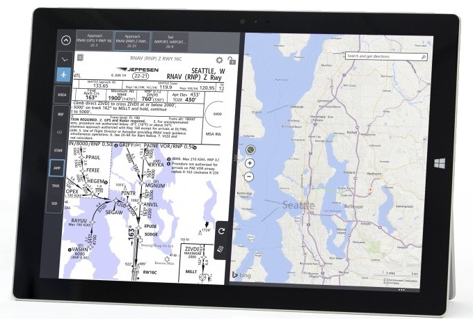 Surface Pro 3 receives FAA clearance-FliteDeck Pro
