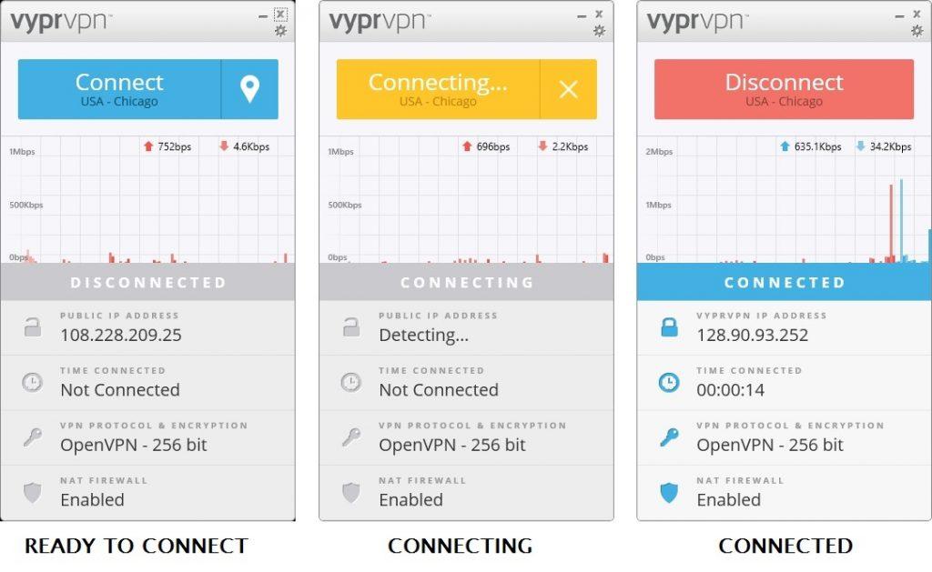 VPN for Surface Pro-Usage