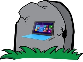 Is the Surface Pro 2 Dead