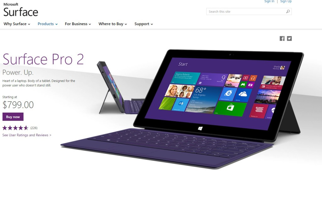 Is the Surface Pro 2 dead - SP2 Info