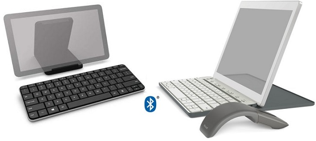 New mice and keyboards for Surface tablets