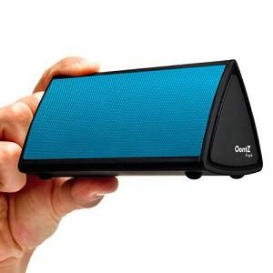 speakers-blue