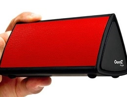 wireless speakers -red