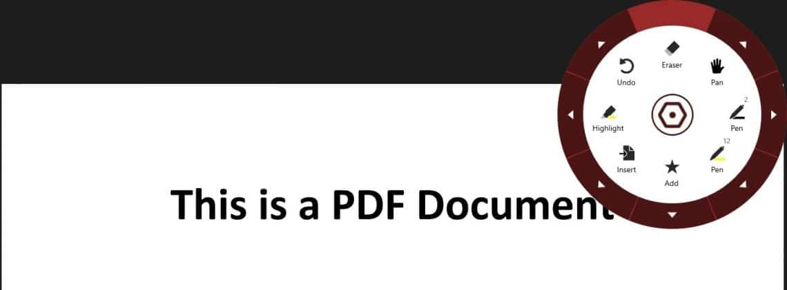using onenote to annotate pdf