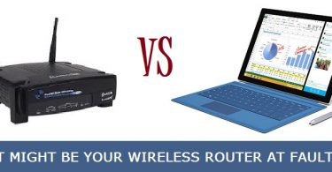 Surface Pro 3 WiFi Problems They Might Just Be Your Router