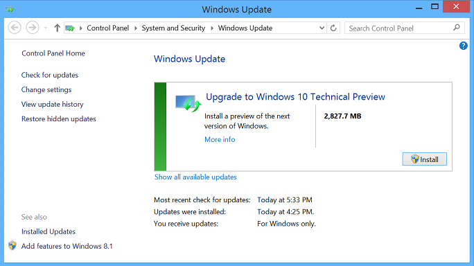 Windows 10 January Build is now Available