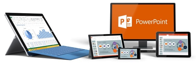 Presenting with PowerPoint 2013 on Surface Tablets