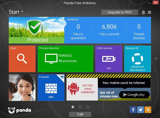 Antivirus for Surface Pro 3 - 2015 Guide - Panda