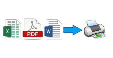 Batch print files on your Surface