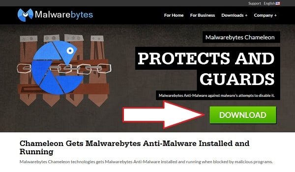 Remove Malware From Surface Pro Tablets with MalwareBytes Chameleon - Download