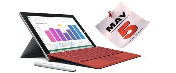 Surface News Roundup - Surface 3