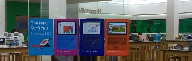 Microsoft Retail Store San Juan Puerto Rico
