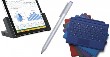Accessories for Surface 3