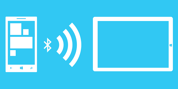 Send Files Via Bluetooth To Surface
