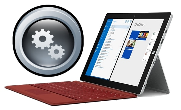 Surface 3 Drivers for Windows 10 Tech Preview