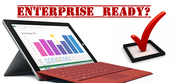 Surface News Roundup Surface 3 Ready for Enterprise