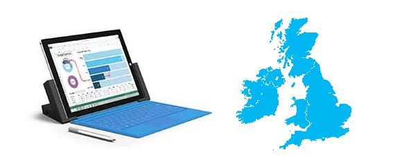 Surface News Roundup - UK