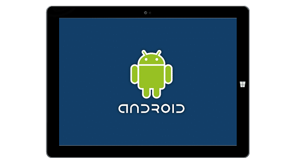 Run Android Apps on Surface Pro Tablets
