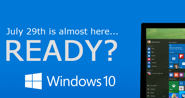 Getting Ready to Upgrade Your Surface to Windows 10
