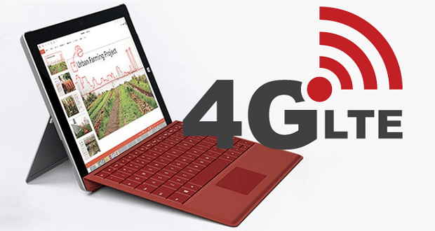 Give your Surface 3 or Surface Pro 3 LTE Capability