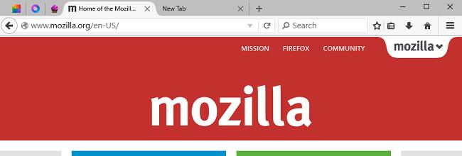 Surface News Roundup - Firefox