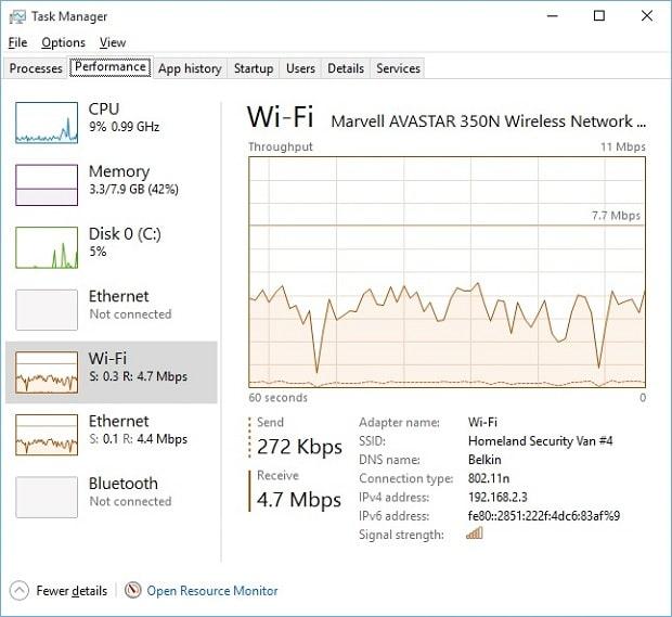 Windows 10 Installation - Network