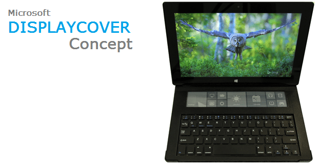 DisplayCover for Surface