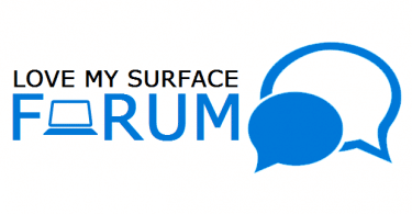 Announcing the Love My Surface Forum