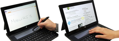 Microsoft DisplayCover for Surface - Touchpad