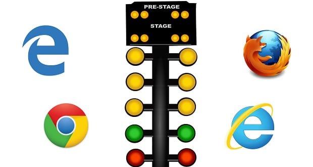 Microsoft Edge Browser Performance Benchmarks